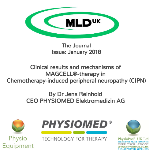 Clinical results and mechanisms of MAGCELL®-therapy in Chemotherapy-induced peripheral neuropathy (CIPN)